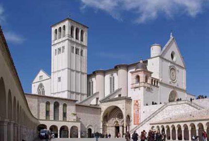 Assisi: sulle orme di San Francesco e Santa Chiara