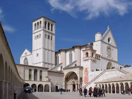 Assisi, heart of spirituality