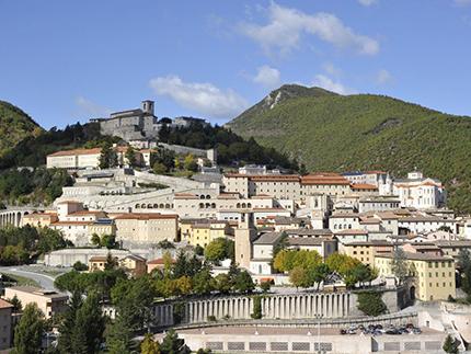 Cascia e Roccaporena: sulle vie del sacro in Valnerina