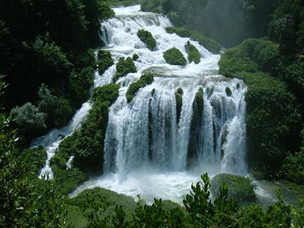 La Cascata delle Marmore, tra Natura e Romanticismo